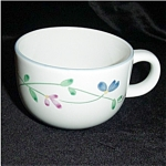 Click here to enlarge image and see more about item 1301: Allegro Stoneware Hearthside Cup
