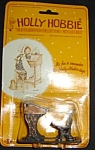 Click here to enlarge image and see more about item 1313s: Holly Hobbie Miniature