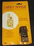 Click here to enlarge image and see more about item 1314s: Holly Hobbie Miniature
