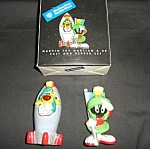 Marvin Salt and Pepper shakers