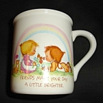 Click here to enlarge image and see more about item 1326s: Hallmark Betsey Clark Mug