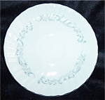 Click here to enlarge image and see more about item 1330: Camelot China Gracious Saucer