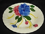 Click here to enlarge image and see more about item 1340s: Blue Ridge Chrysanthemum Serving Bowl