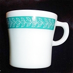 Click here to enlarge image and see more about item 1347c: Anchor Hocking Mug