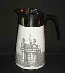 Click here to enlarge image and see more about item 1368s: Corning Ware  Coffee Pot