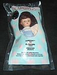 Click here to enlarge image and see more about item 1383s:  McDonalds Madame Alexander Wizard Of Oz Doll