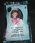 Click here to enlarge image and see more about item 1384s: McDonalds Madame Alexander Wizard Of Oz Doll