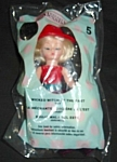 Click here to enlarge image and see more about item 1387s: McDonalds Madame Alexander Wizard of oz Doll