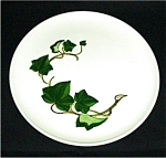 Click here to enlarge image and see more about item 140s: Metlox California Ivy Dinner Plate
