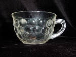 Click here to enlarge image and see more about item 142: Anchor Hocking Bubble Teacup