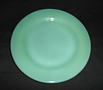 Click here to enlarge image and see more about item 1431s: Fire King Jadite Restaurant Salad Plate