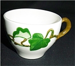 Click here to enlarge image and see more about item 143s: Metlox California Ivy Coffee Cup