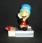 Click to view larger image of Disney Jiminy Cricket Salt and Pepper Shakers (Image1)