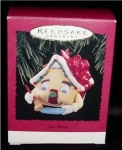 Click here to enlarge image and see more about item 150h: New Home Hallmark 1995 Ornament