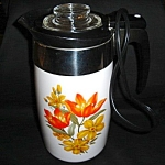 Click to view larger image of  Corning  Coffee Pot (Image1)