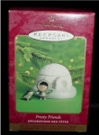 Frosty Friends 2000 Hallmark Ornament