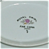 Click to view larger image of Royal Swirl Fine China Gravy Boat (Image3)