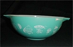 Click here to enlarge image and see more about item 162s: Pyrex 4 Quart Mixing Bowl