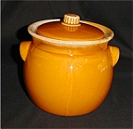 Hull Bean Pot