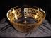 Click to view larger image of Georges Briard Gold Overlay Bowl (Image2)