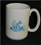 Click here to enlarge image and see more about item 173s: Ann Chapman Western Coffee Mug