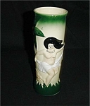 Nude Woman Vase Made in Japan