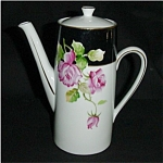 Click here to enlarge image and see more about item 190s: Lefton Coffee / Teapot