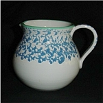 Click here to enlarge image and see more about item 195s: Italian Juice Pitcher
