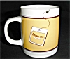 Click to view larger image of Lipton Herbal Tea Coffee Mug (Image2)