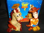 Click here to enlarge image and see more about item 2009s: Disney Toy Story 2 Salt and Pepper Shakers