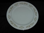 Click here to enlarge image and see more about item 209: International Silver Spring Time Dinner Plate