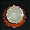 Click to view larger image of Vintage Gold Luster Cup and Saucer Set (Image2)