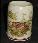 Click here to enlarge image and see more about item 219s: Rabbit  Stein