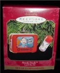 Click here to enlarge image and see more about item 224h: Howdy Doody 1999 Hallmark Ornament