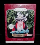 Click here to enlarge image and see more about item 22h: Richard Petty Hallmark Ornament