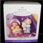 Click here to enlarge image and see more about item 230h:  Hallmark Easter Ornament