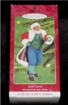 Joyful Santa 2000 Hallmark Ornament