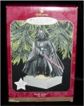 Click here to enlarge image and see more about item 24h: Star Wars Darth Vader Hallmark Ornament
