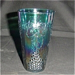 Click here to enlarge image and see more about item 256s: Indiana Carnival Grape Drinking Glass