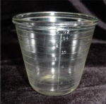 Hazel Atlas Glass Measuring Cup