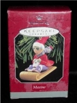 Click here to enlarge image and see more about item 25h: Maxine Hallmark Ornament