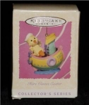 Click here to enlarge image and see more about item 277h: Easter Hallmark Ornament