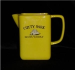 Click here to enlarge image and see more about item 289: Cutty Sark Pitcher
