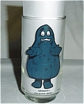McDonalds Grimace Glass