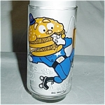 Click here to enlarge image and see more about item 292s: McDonalds Big Mac Glass