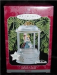 Click here to enlarge image and see more about item 2h: Hallmark Ornament Cinderella at the Ball