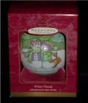 Winter Friends Hallmark Ornament