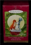Click here to enlarge image and see more about item 325h:  Hallmark Disney Ornament
