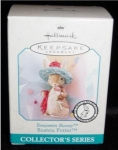 Click here to enlarge image and see more about item 32h: Hallmark Easter Ornament