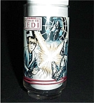 Click here to enlarge image and see more about item 336s: Star Wars  Glass